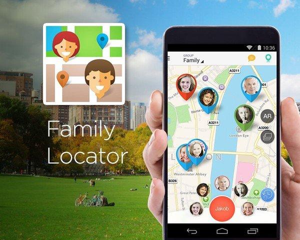 Sygic Family Locator